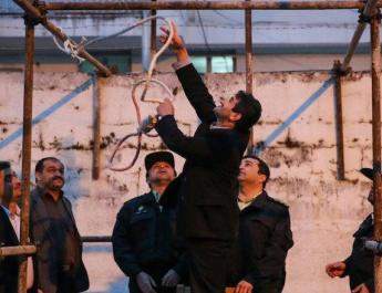 ifmat - Iranian regime executes seven in past week, three of them Kurds