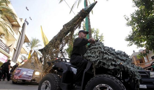 ifmat - Iranian regime is building arsenal inside of Lebanon
