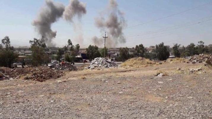ifmat - Iranian regime launches drones to monitor Kurdish parties activities