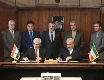 ifmat - Iranian regime to build power plant in Syria