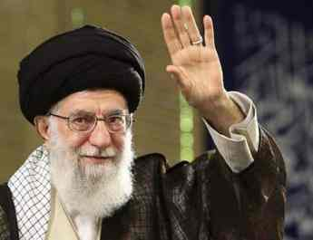 ifmat - Iran's Khamenei calls for fight against enemy