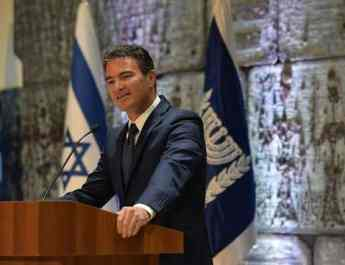 ifmat - Mossad director wanrs of Iran regime expansionist aspirations