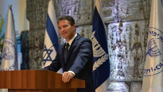 ifmat - Mossad director wanrs of Iran regime expansionist aspirations