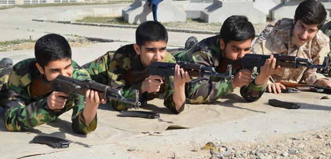 ifmat - Network that funds Iranian militia recruiting child soldiers