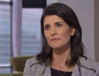 ifmat - Nikkiy Haley accused the Iranian regime of crony terrorism