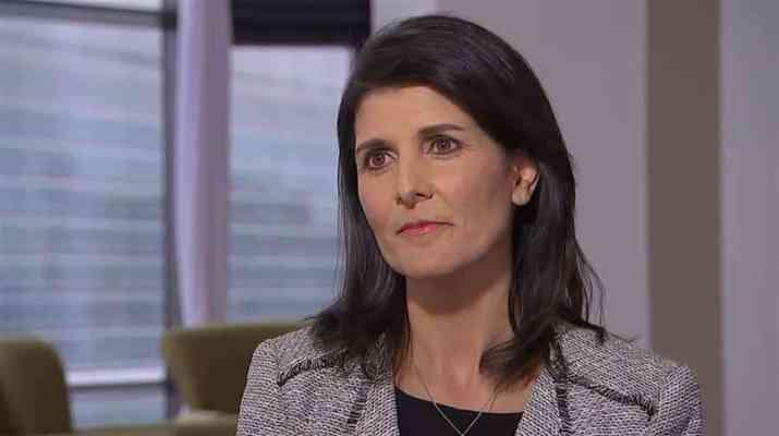 ifmat - Nikkiy Haley accused the Iranian regime of crony terrorism