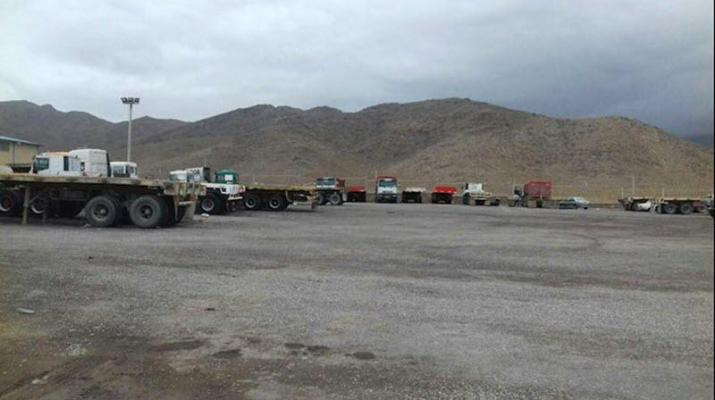 ifmat - Truck drivers strike, despite the arrest of a large number of them