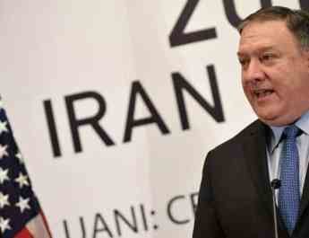 ifmat - US continues pressure on Iranian regime