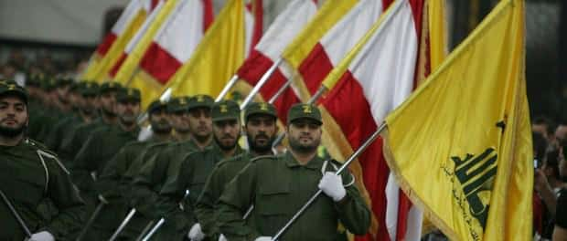 ifmat - US names Iran-backed Hezbollah as organized crime threat