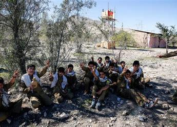 ifmat - US officials blame Iran for using child soldiers