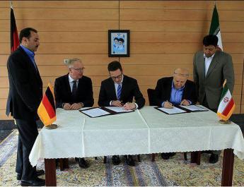 Wintershall and NIOC signed MOU on oilfields development