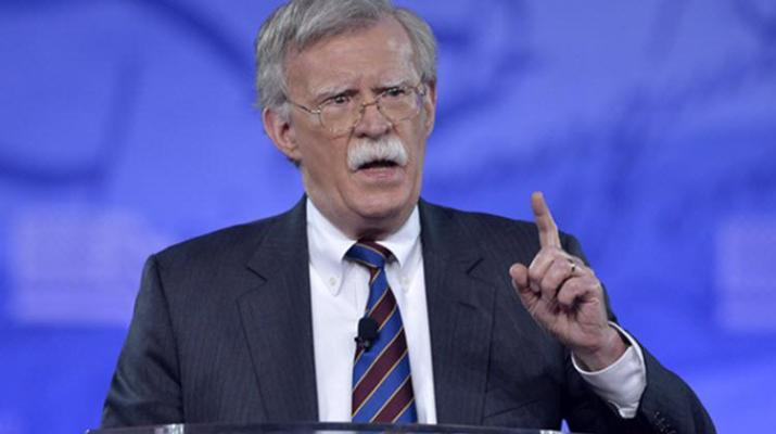 ifmat - Bolton says that Iranian sanctions already had enormous effect