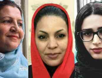 ifmat - Gonabadi Dervish women brutally beaten up in prison