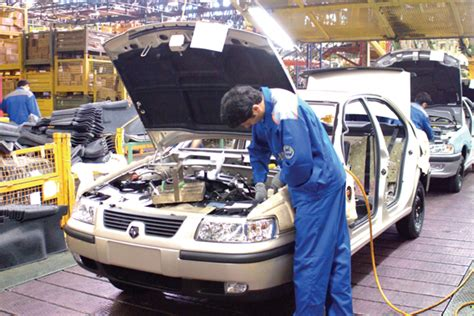 ifmat - IRGC Move to Pull Out of the Automotive Industry a Logical one