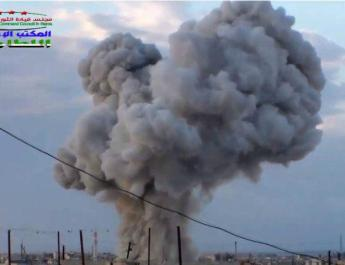 ifmat - Iran-backed forces launched strikes in east Syria