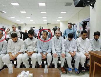 ifmat - Iranian regime hangs 2 men over corruption