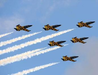 ifmat - Iranian regime spreads insecurity and fear with new military airshow