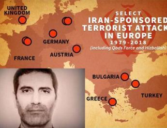 ifmat - Iranian regime threat of terrorist attacks rises in Europe