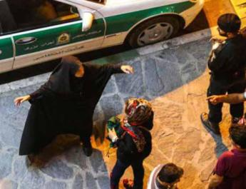 ifmat - Irans morality police storm private party to arrest 50 people