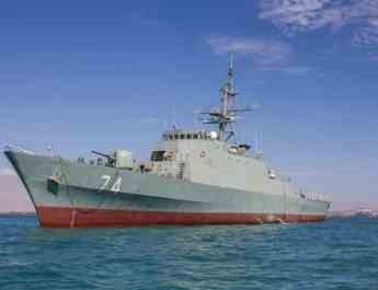 ifmat - Irans new destroyer Sahand to begin Naval missions