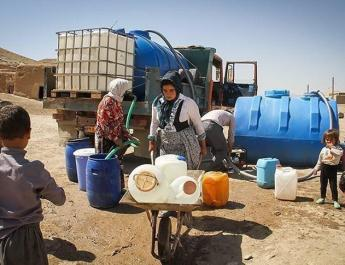 ifmat - Irans water crisis and regimes proxy wars