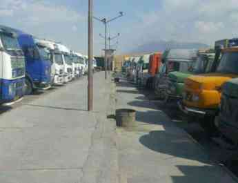 ifmat - Truck Driver strike in different provinces in Iran