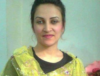 ifmat - Young Kurdish woman hanged in Iran at the central prison of Sanandaj