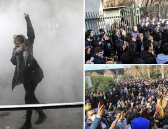 ifmat - Downfall of the Iranian regime with protests and sanctions
