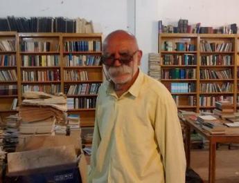 ifmat - Elderly labor activist held incommunicado