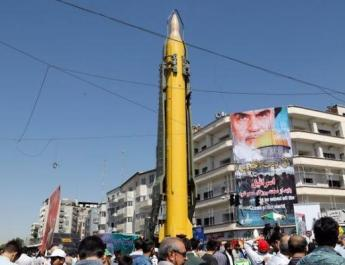 ifmat - Iran regime said to double number of missile tests