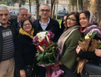 ifmat - Iran under fire for delayed release of ailing Bahai leader