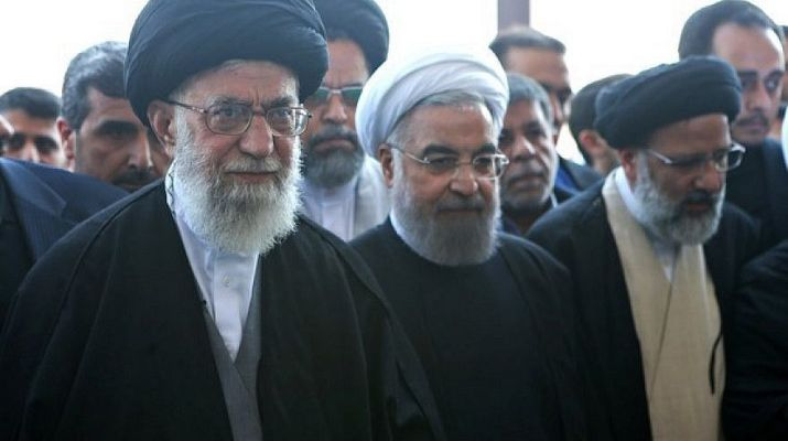ifmat - Iranian regime faces most serious threat in 40 years as economy worsens