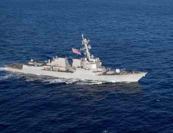 ifmat - Iranian regime is sending new destroyer to tangle with the US navy