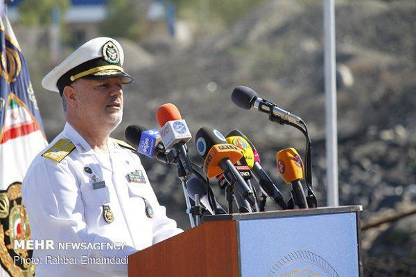 ifmat - Iranian regime is working on new destroyer