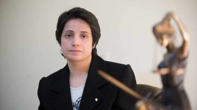ifmat - Nasring Sotoudeh facing additional charge for defending human rights