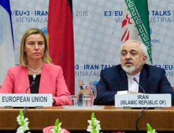 ifmat - EU is not concerned about Iran regime malign activites or its ballistic missile program
