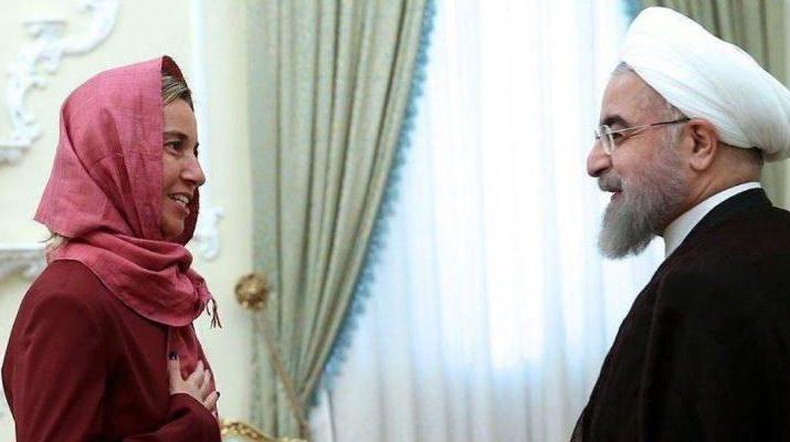 ifmat - Europe slow and lethal surrender to Iran regime