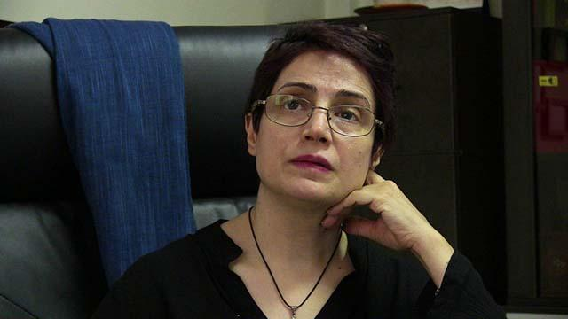 ifmat - Evin prison is blocking Nasrin Sotoudeh from seeing her children