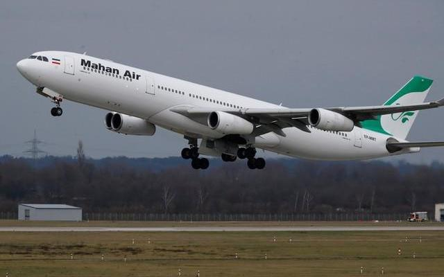 ifmat - Germany bans Iran airline from its airspace