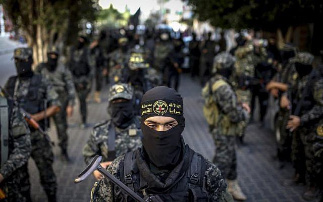 ifmat - IDF accuses Iran-backed Islamic Jihad of undermining Gaza calm