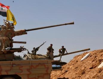 ifmat - Iran-backed militias in Syria push closer to Israel border