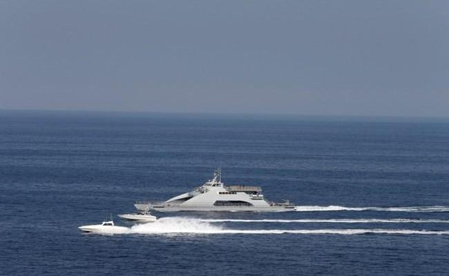ifmat - Iran plans speedboats with stealth technology