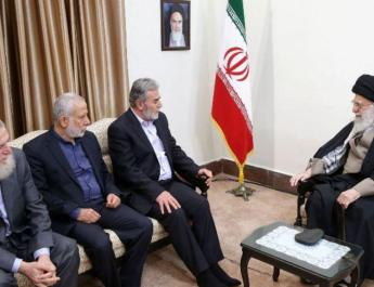 ifmat - Iran regime is ready to train Palestinian terror group forces, says police chief