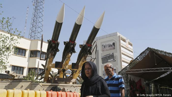 ifmat - Iran regime says it will continue to build ballistic missiles