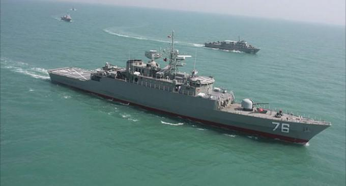 ifmat - Iran regime to conduct naval operation in Western Atlantic