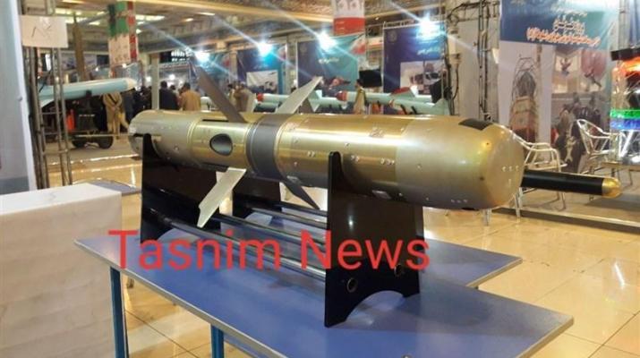 ifmat - Iran regime unveils new anti-armor missiles