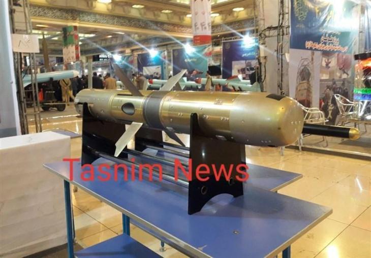 ifmat - Iran regime unveils new anti-armor missiles1