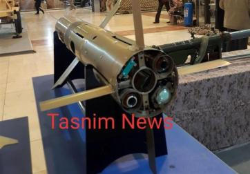 ifmat - Iran regime unveils new anti-armor missiles2