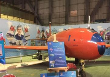 ifmat - Iran regime unveils wide-body umanned jet2