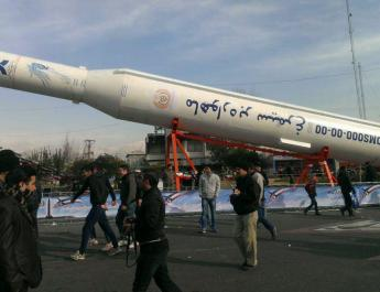 ifmat - Iran regime wastes money on failed space launch while people starve